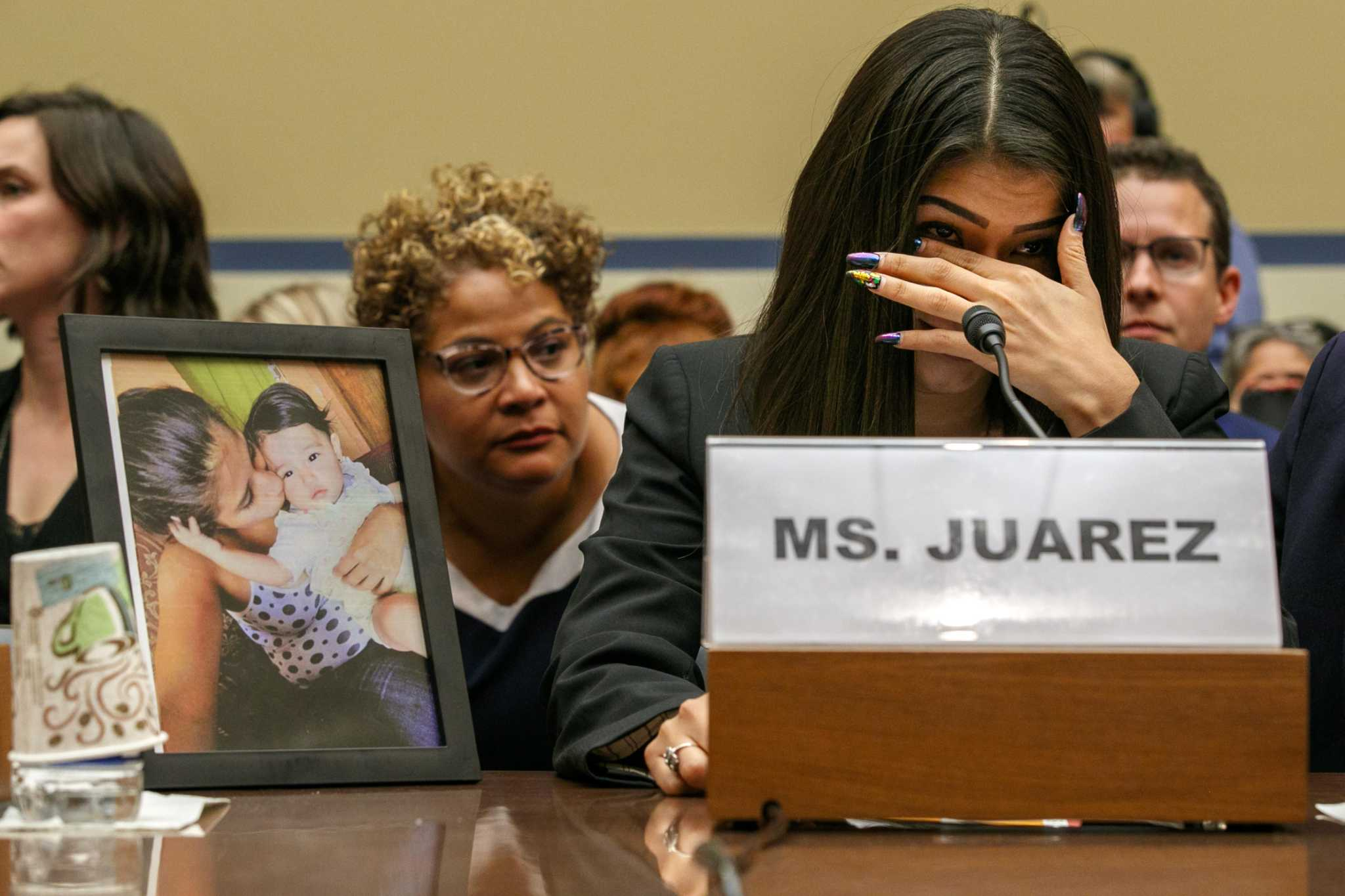 Mother of toddler who died after stay at immigrant jail in Dilley sues for $40 million in San Antonio