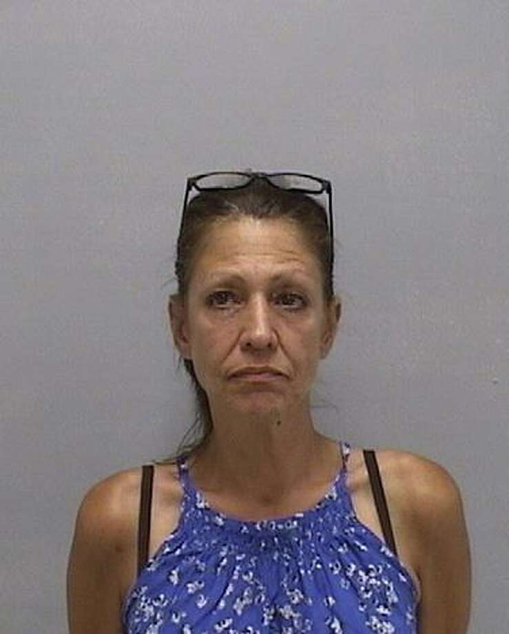 Debra A. Montano, 51, is facing multiple charges, including credit card theft and fraud, in connection with a January incident at Savers thrift store. Photo: Orange Police Department