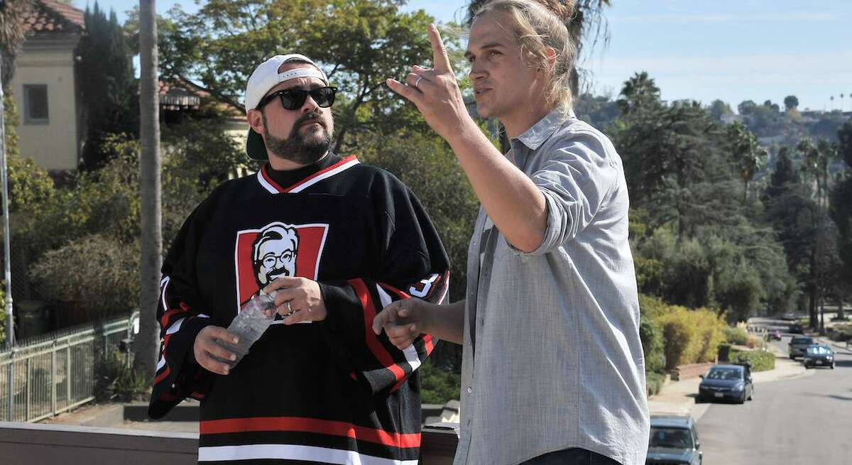 Kevin Smith and Jason Mewe star in 'Madness in the Method'