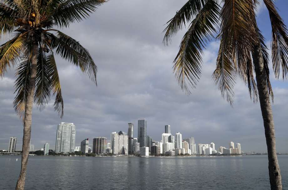 The Miami-Fort Lauderdale-West Palm Beach, Florida metro area has the smallest families among large metro areas across the country, with the average number of children in households with children at 1.69 and the percentage of households with children at 21.9%. Photo: Lynne Sladky/AP