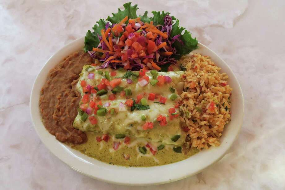 Chuy's 31st annual Green Chile Fest includes Pablos Enchiladas. Photo: Courtesy Photo