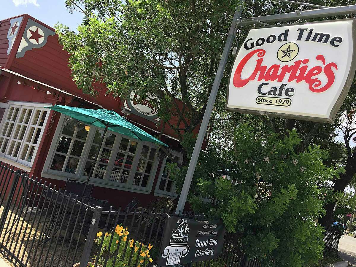 Good Time Charlie's is open from 11 a.m. to midnight seven days a week on Broadway.