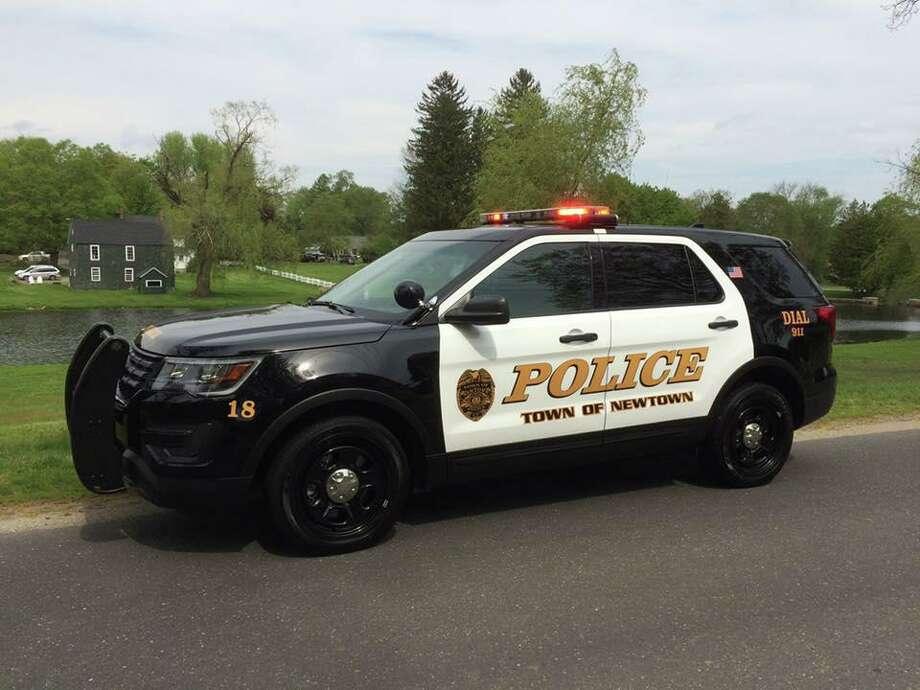 Newtown Police DepartmentSUV. Photo: Newtown Police Department / Facebook