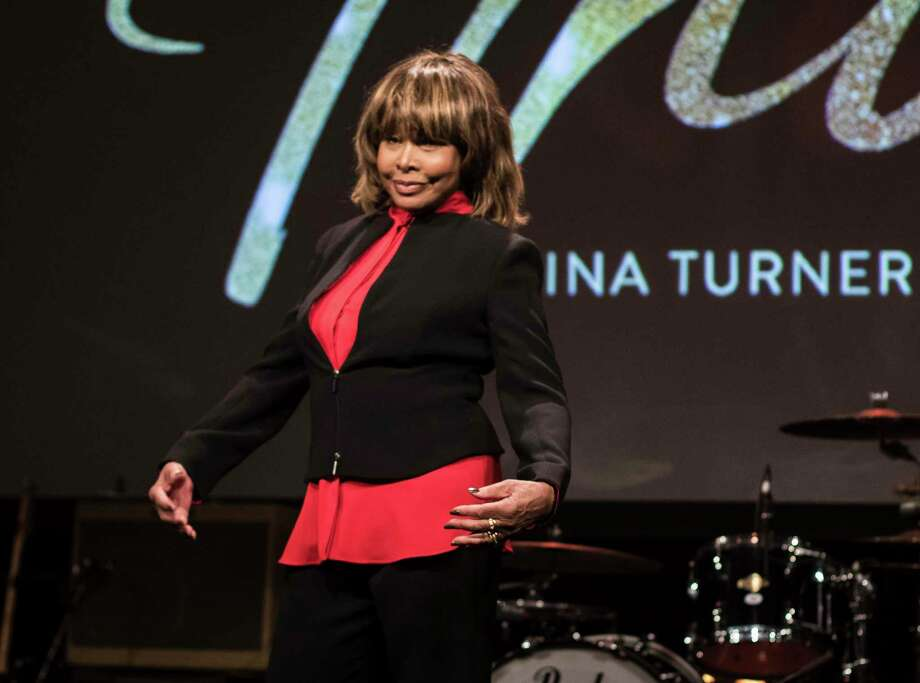 "Tina Turner poses during a photo call to promote the launch of the musical ""Tina"" in London. Photo: Vianney Le Caer / Associated Press / 2017 Invision"