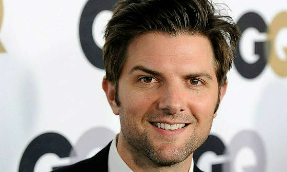 Adam Scott - Actor/Comedian Elizabeth Warren