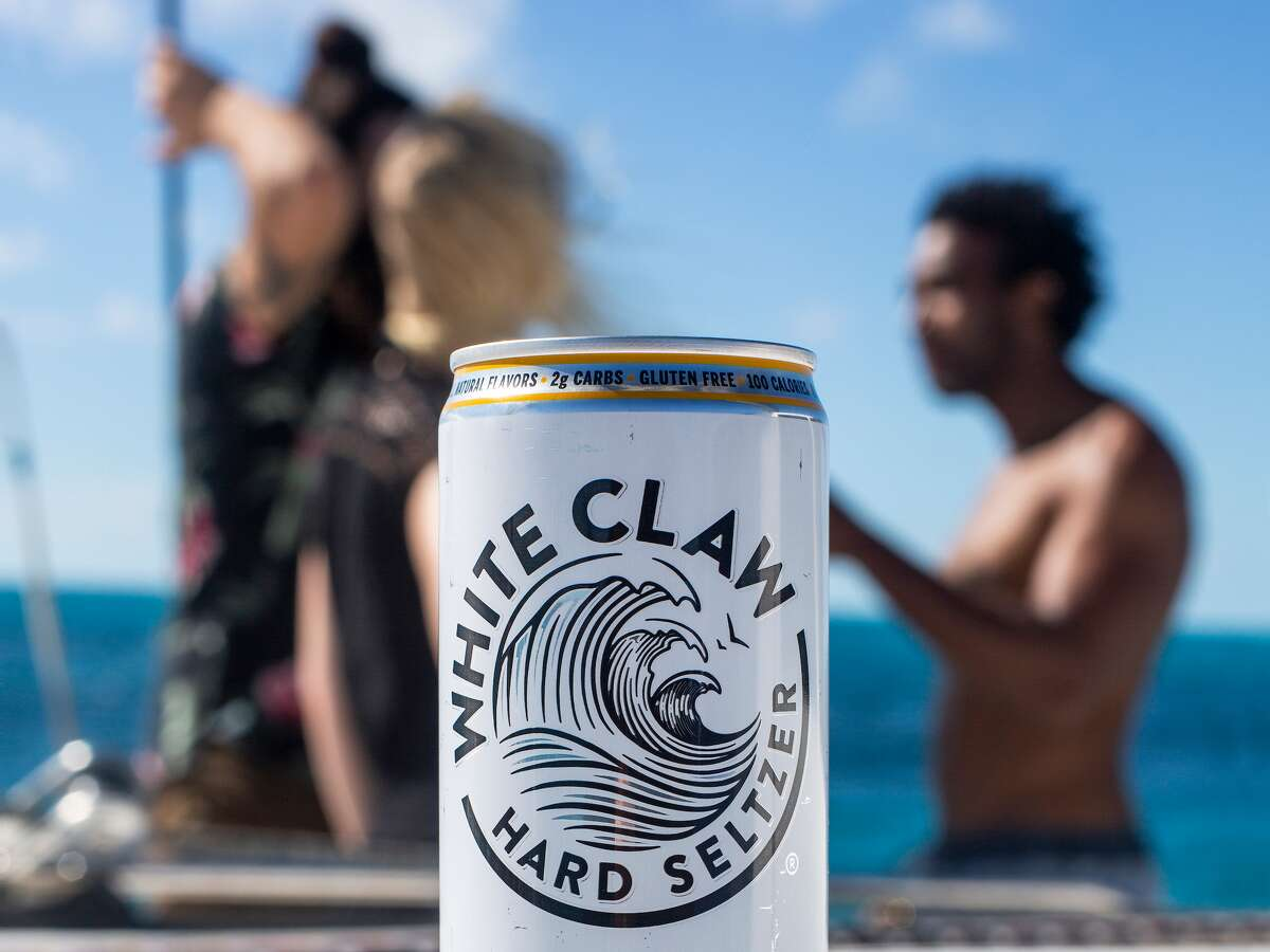After news of a White Claw Hard Seltzer shortage broke in Sept. 2019, an Austin fraternity made sure it stocked up on the alcoholic beverage. The following Tweets are proof.