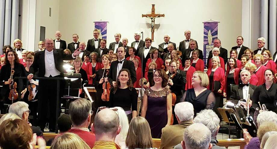 The Con Brio Choral Society will host auditions for all voice parts at St. Paul Lutheran Church, 56 Great Hammock Road, Old Saybrook, Aug. 27. Photo: Contributed Photo