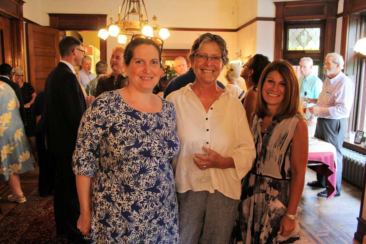 Were you Seen at the Woman's Club of Albany Cheers to 100 Years event on July 31,2019?