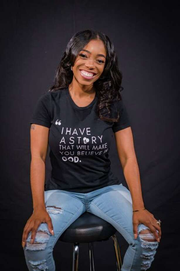 "Sana L. Cotten of Middletown, founder of Unashamed Inc., is seeking donations for ""Seeds of Need Homeless Survival Bags"" in observance of World Homeless Day. Photo: Blaq Pearl Photography"