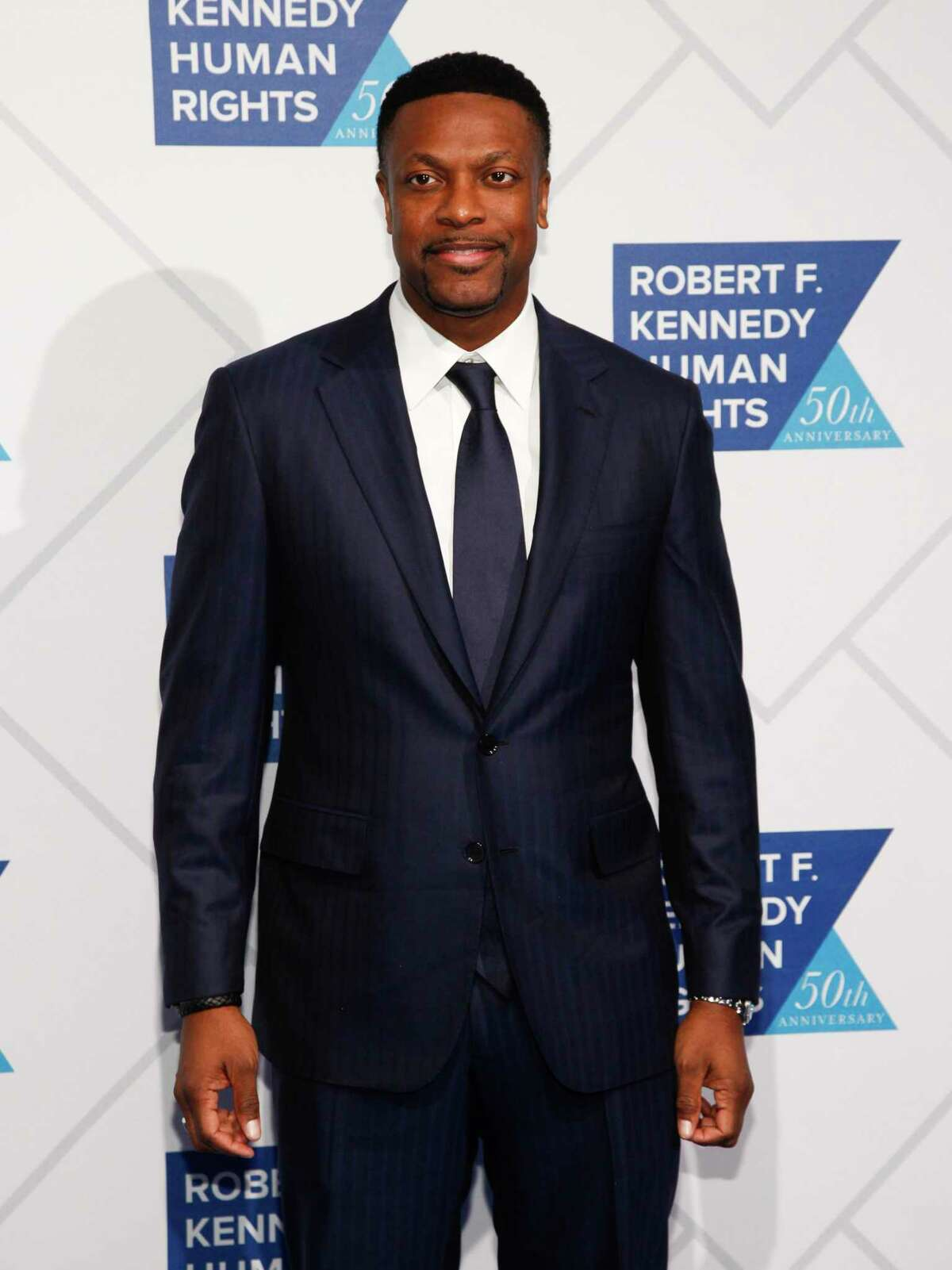 Chris Tucker, seen at a Hollywood event in June, will perform at Mohegan Sun Arena Aug. 10.