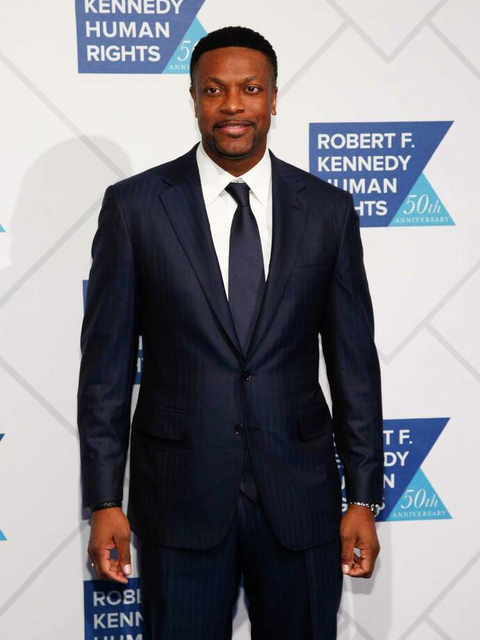 Chris Tucker, seen at a Hollywood event in June, will perform at Mohegan Sun Arena Aug. 10. Photo: Art Garcia / AP / 2018 Invision