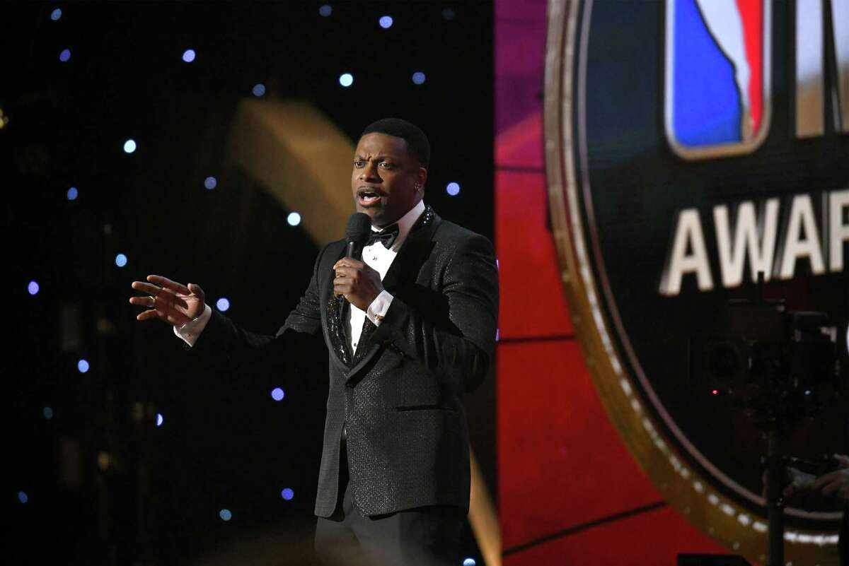 Chris Tucker at the 2019 NBA Awards in June.