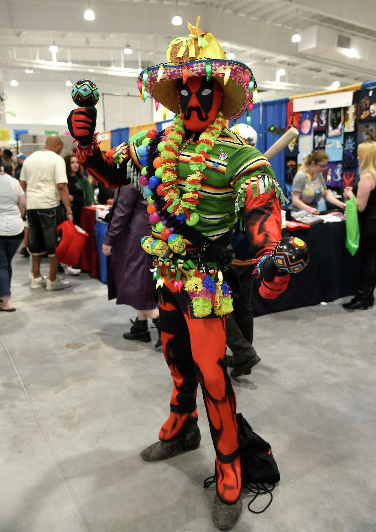 Connecticut's #1 comic convention, TerrifiCON, returns to Mohegan Sun all weekend long. Find out more.