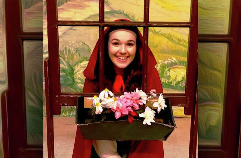 """RED RIDING HOOD: Kaleidoscope Theater's production of """"Little Red Riding Hood"""" will be performed on Wednesday, Aug. 7, at 1 p.m. at The Kate in Old Saybrook. A musical adaptation of this familiar fairy tale has audience involvement, with a unique beginning to a fun-filled ending. Kaleidoscope Theatre was founded in 1977 to create and perform educational theatrical plays and workshops for participation with students of elementary, middle, junior and senior high schools, clubs and organizations. The theater company was chosen to represent the United States in 1989 at an International Down Syndrome Congress in Jerusalem, Israel. Photo: The Kate / Contributed Photo"""