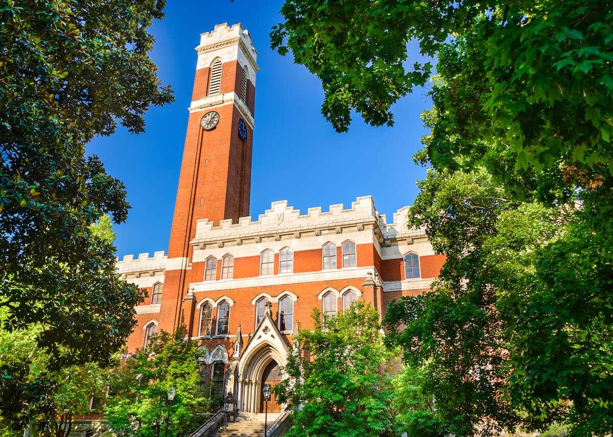 9. Vanderbilt University (Nashville, TN)
