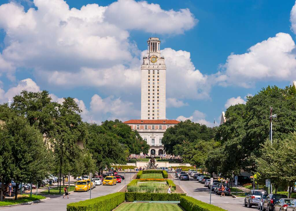 <p><strong>#2. University of Texas System (system-wide)</strong></p> <p>- Location: Austin, TX,<br /> - 2018 endowment: $30.9 billion (up 16.4% from 2017)<br /> - More wealth than: 102 countries<br /> - Wealth equal to: Papua New Guinea ($28.1B) and</p>