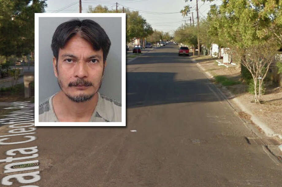A man has been arrested for sexually assaulting a girl, according to Laredo police. Photo: Courtesy