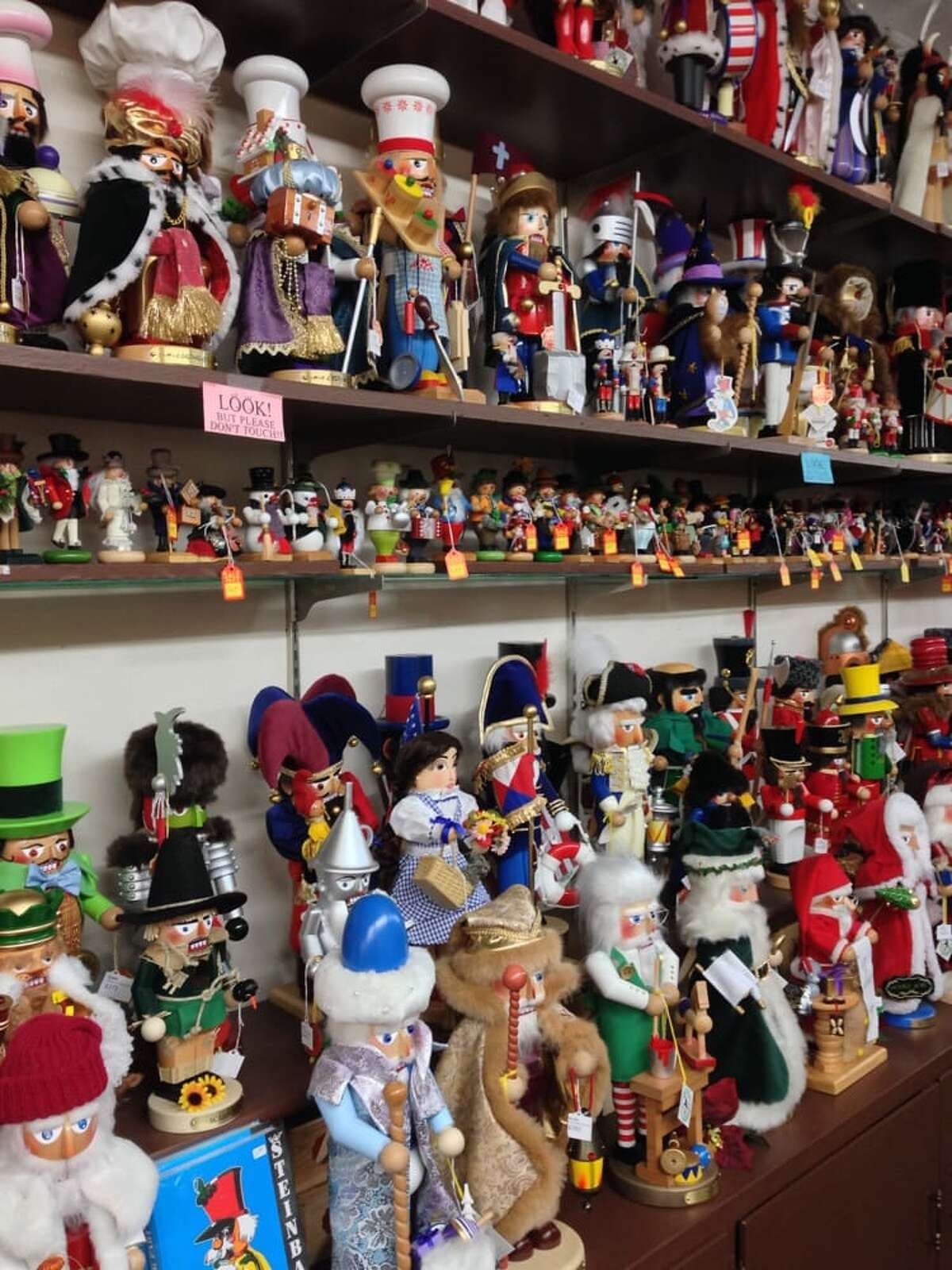 Nutcracker Museum: Nestled within the Cascade Mountains, the Bavarian-styled village of Leavenworth boasts an army of more than 7,000 nutcrackers donated across the globe. The museum's guest book notes visitors from more than 80 different countries, and brings in bus loads of tourists annually. The museum's major takeaway?