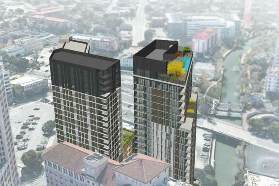 JMJ Development is planning to build a $62 million tower at the corner of Villita and South St. Mary's streets through a public-private partnership with the San Antonio Housing Facility Corporation, an affiliate of the San Antonio Housing Authority.