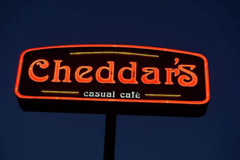 A neon sign at Cheddar's Scratch Kitchen in Beaumont. > > Can you guess SE Texas spots by their neon sign? Click through and test your skills Photo: Ryan Pelham / Ryan Pelham/The Enterprise / ©2018 The Beaumont Enterprise