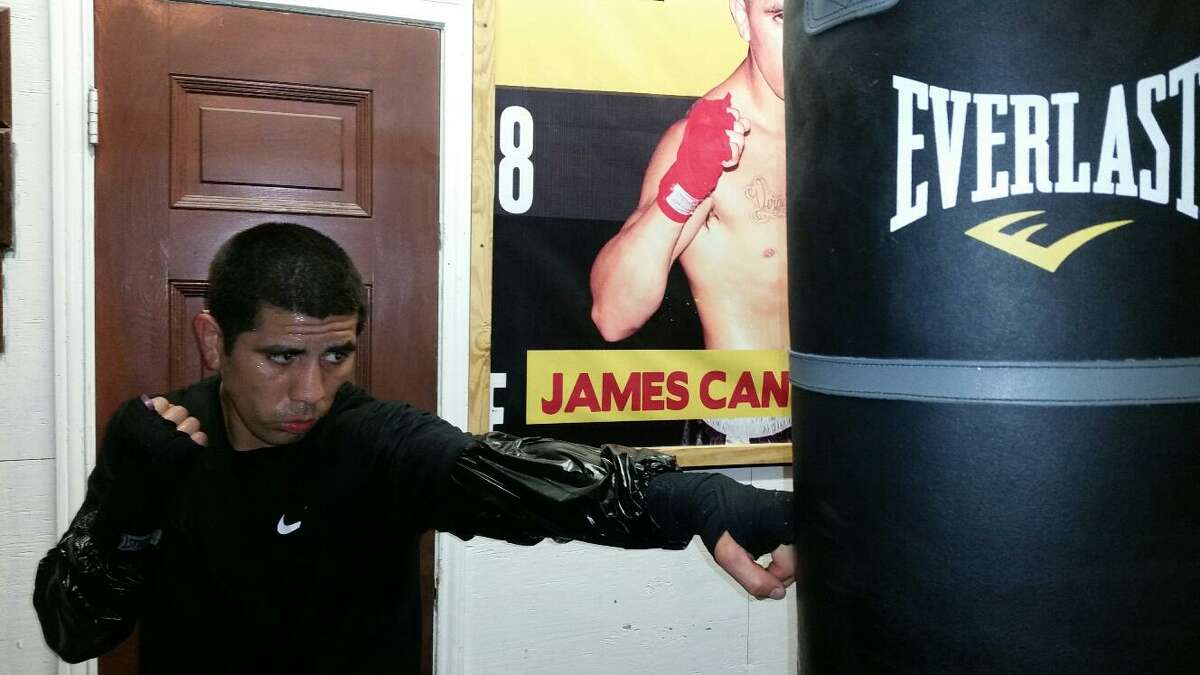 James Cantu (9-0, 4 KOs) is set to take on Joe Sombrano (2-9, 2 KOs) of Pleasanton in a four-round, welterweight bout.