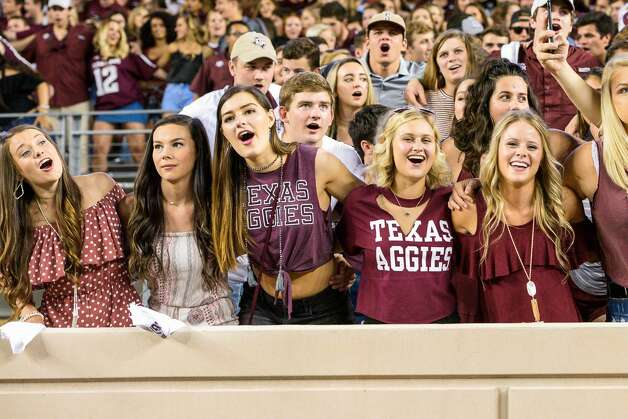 Are you an Aggie? You are in good company. >>>Check out these famous Texas A&M alums... Photo: Icon Sportswire/Icon Sportswire Via Getty Images