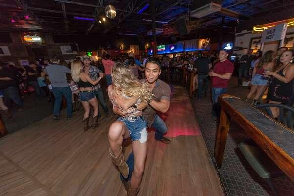 Wild West held a Daisy Duke contest Thursday night August 1, 2019.