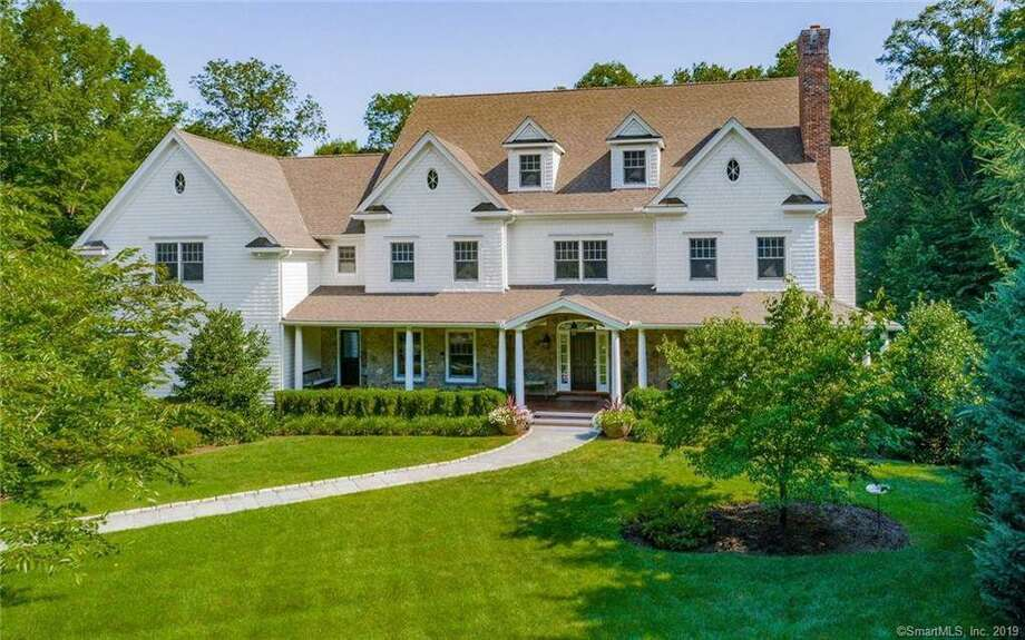 This is one of Wilton's $1-million-plus home sales this year. Photo: Contributed Photo / / Wilton Bulletin Contributed