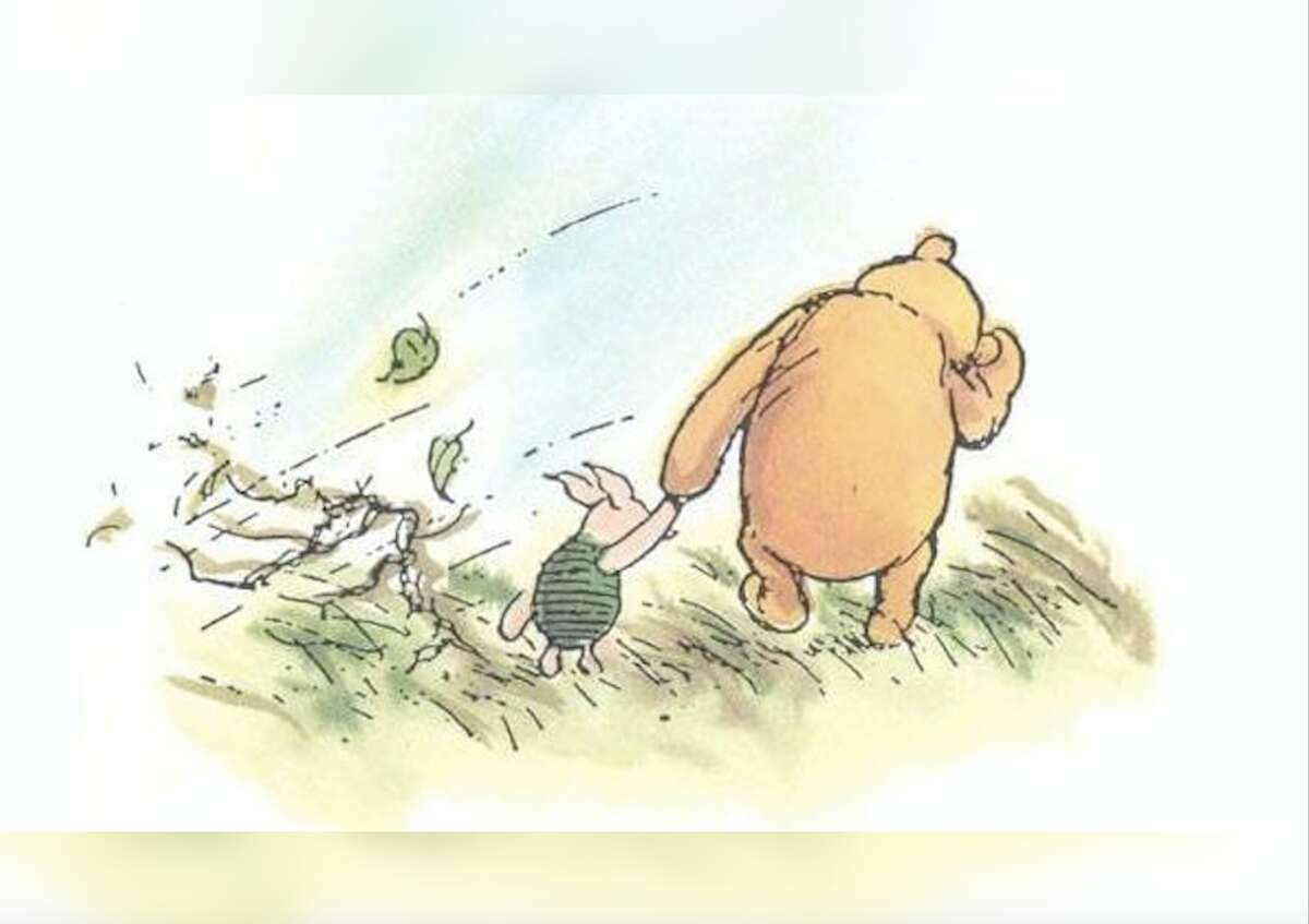 Winnie-the-Pooh Author: A. A. Milne Year: 1926 In a true testament to the power of great characters, illustrations, and narratives, A.A. Milne's