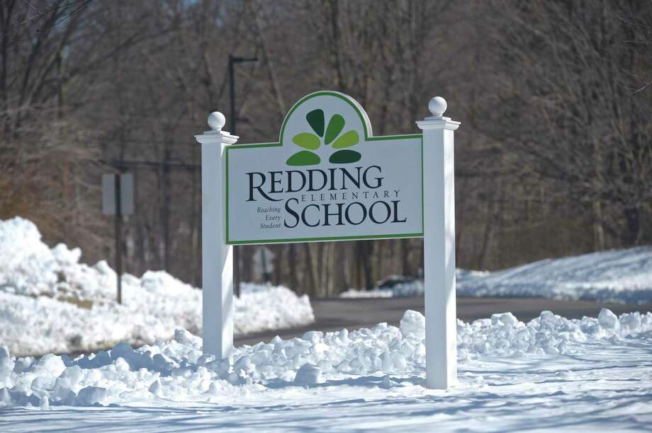 Redding Elementary School, Redding, Conn, Saturday, March 9, 2019. Photo: H John Voorhees III / Hearst Connecticut Media / The News-Times