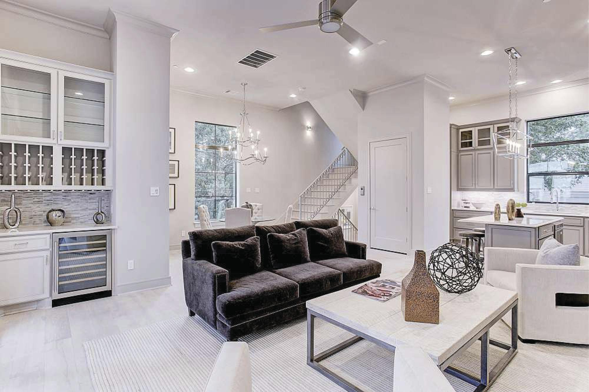Driscoll Terrace home offers Montrose-area luxury in new construction