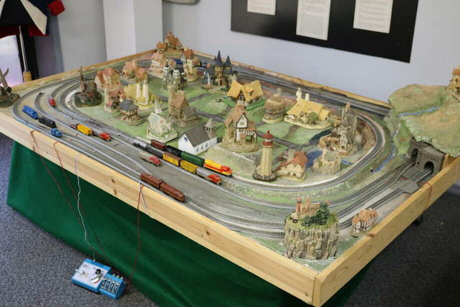 Four different model train displays are now exhibited at the Wood River Museum and Visitors Center. The facility is open 1-4 p.m. Thursday through Saturday; the displays will continue into September.