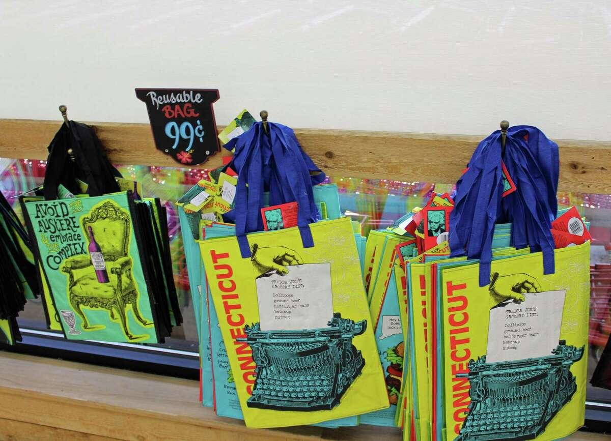 Trader Joe's sells 99-cent reusable bags and has free bag giveway programs.