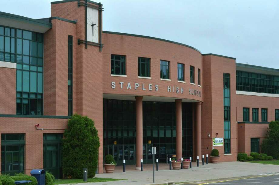 Staples High Principal Stafford Thomas has promised to change the school's culture after a student published a letter online claiming racial bias. Photo: Alex Von Kleydorff / Hearst Connecticut Media / Norwalk Hour