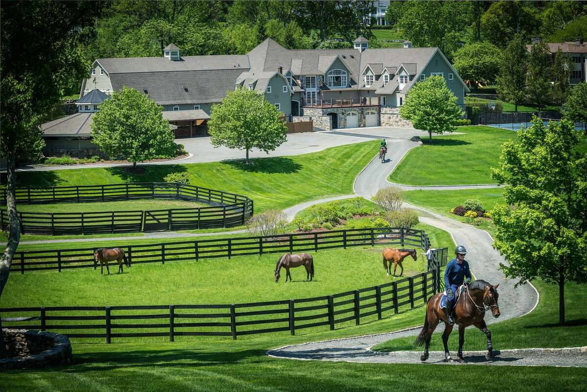 Double H Farm, located at 11 Old Stagecoach Road in Ridgefield, will host a sneak preview of a multimillion dollar barn. The event, to be held on Aug. 24, will benefit the Semper Fi Fund. The barn will be featured on the Polo America Barn Tour.