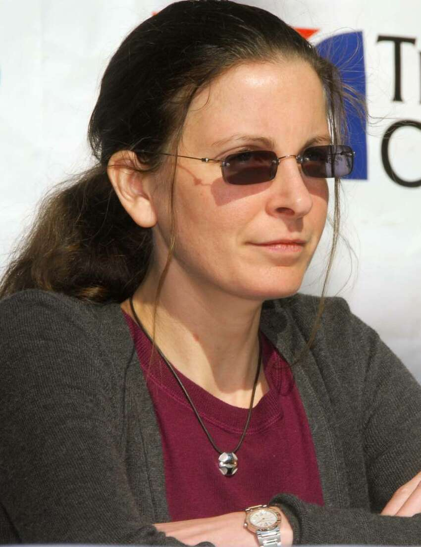Clare Bronfman (John Carl D'Annibale / Times Union)