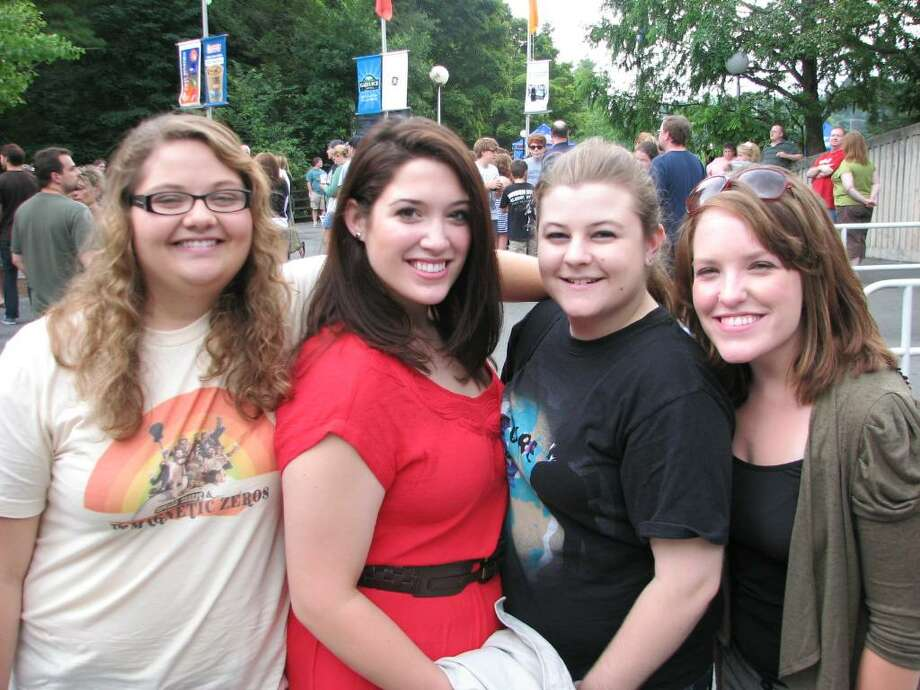 Were you seen at Counting Crows at SPAC? Photo: Kristi L. Gustafson