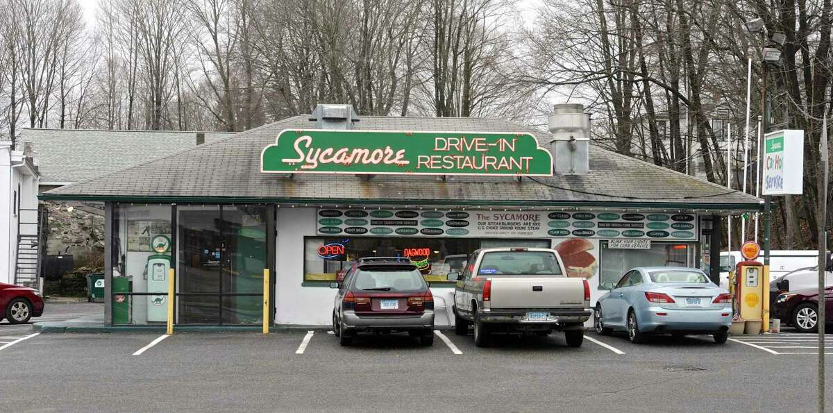 The Sycamore Drive-In, Bethel Celebrating 70 years in business, The Sycamore has an iconic sock-hop era design complete with a neon sign. Get here early for breakfast or try the selection of specialty burgers for lunch or dinner. Menu suggestion: original steakburger, $5. Website