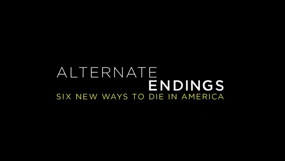"""""""Alternate Endings: Six New Ways to Die in America,"""" directed and produced by Perri Peltz and Matthew O'Neill, will premiere on Aug. 14. The series highlights the journeys of Guadalupe Cuevas, from San Antonio, and others who are """"choosing to both find meaning and celebrate life as it comes to an end,"""" the cable network's website says."""