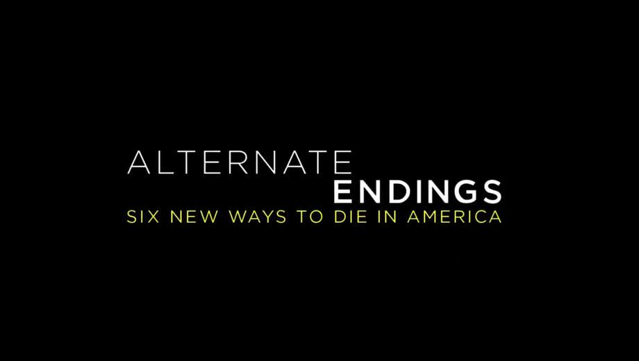 """Alternate Endings: Six New Ways to Die in America,"" directed and produced by Perri Peltz and Matthew O'Neill, will premiere on Aug. 14. The series highlights the journeys of Guadalupe Cuevas, from San Antonio, and others who are ""choosing to both find meaning and celebrate life as it comes to an end,"" the cable network's website says. Photo: Twitter Video Screengrab"