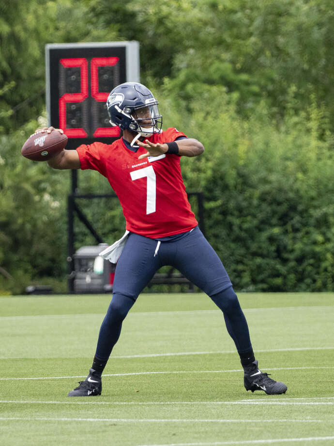 Click through the slideshow for observations from Day 7 of Seahawks training camp. Photo: Icon Sportswire/Getty Images