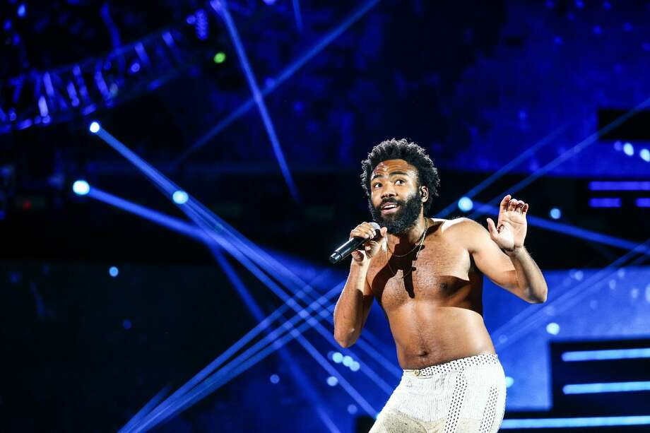 Childish Gambino performs onstage during the  iHeartRadio Music Festival  at T-Mobile Arena on September 21, 2018 in Las Vegas, Nevada. Photo: Rich Fury/Getty Images For IHeartMedia