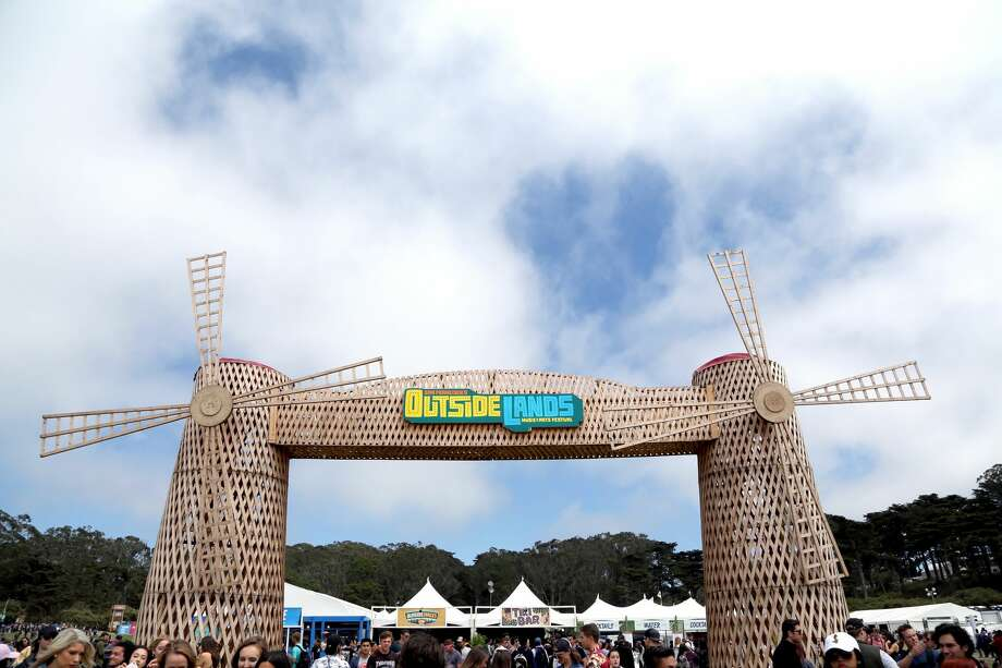 The Windmill is seen during the 2016 Outside Lands Music And Arts Festival at Golden Gate Park on August 7, 2016 in San Francisco, California. Photo: FilmMagic