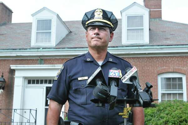 Hamden police, firefighters top list of town employee pay