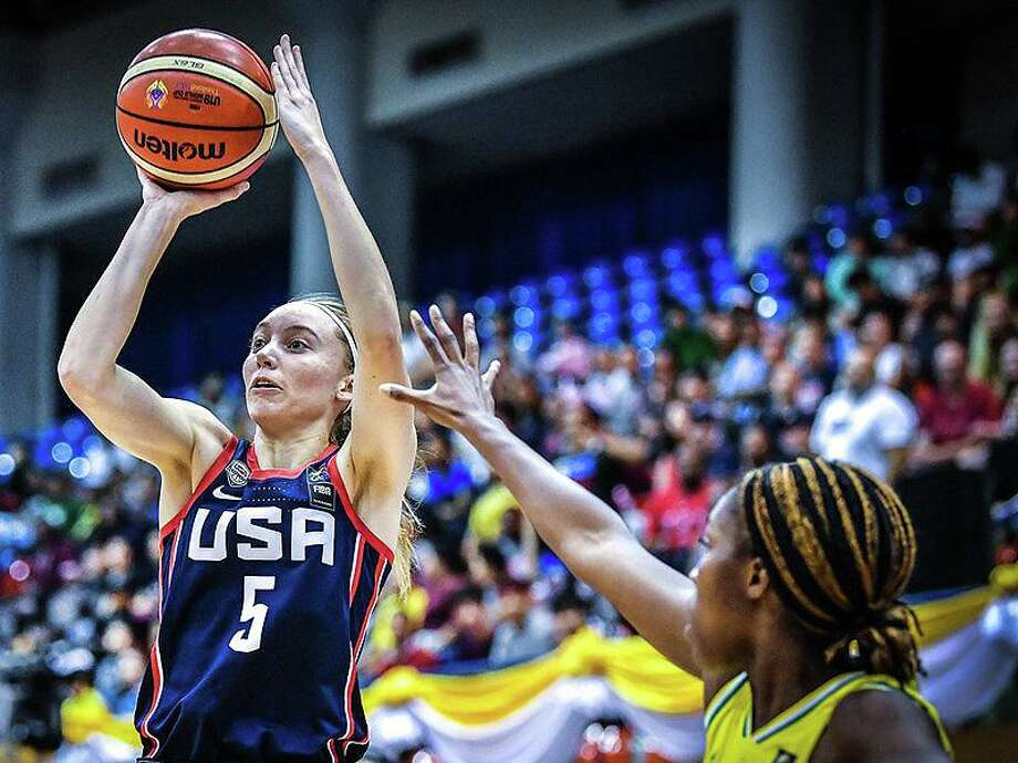 UConn commit Paige Bueckers Photo: USA Basketball / Contributed Photo