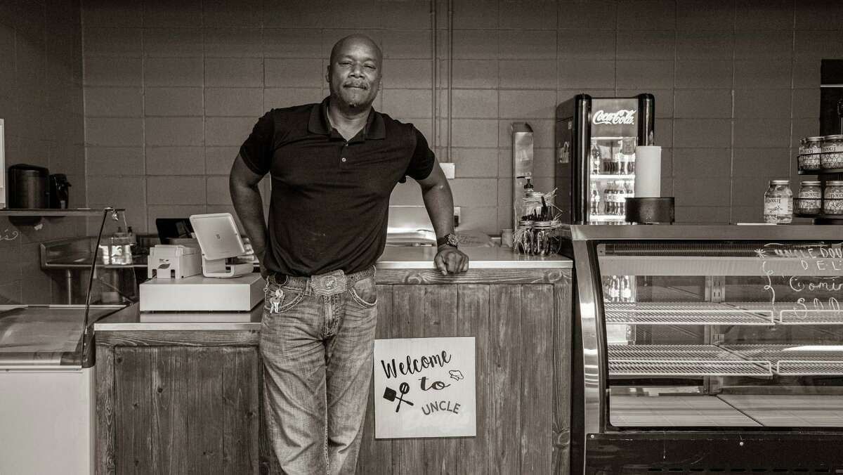 With help from about dozen family members, Uncle Doug's under Victor Morrison's leadership has evolved into a barbecue restaurant, a chocolate factory, bakery, a farm-fresh grocery store, a coffee shop, a farmers' market, a special-events venue and more.