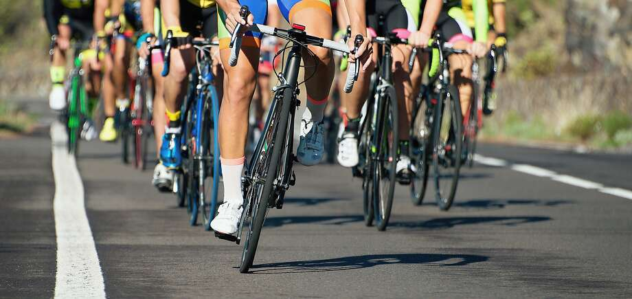 Cyclists should mind their manners -- and rules of the road. Photo: Getty Images / Getty Images/iStockphoto