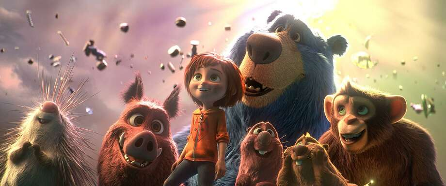 "Katy Summer Nights presents Movies in the Park on Friday, Aug. 9, at Katy VFW Park, 6202 George Bush Drive in Katy, beginning at 8 p.m. The featured film is ""Wonder Park."" Above is a scene from Paramount Animation's ""Wonder Park."" Complimentary popcorn will be served. Visit https://tinyurl.com/yysfatdpfor details. Photo: Paramount Animation"