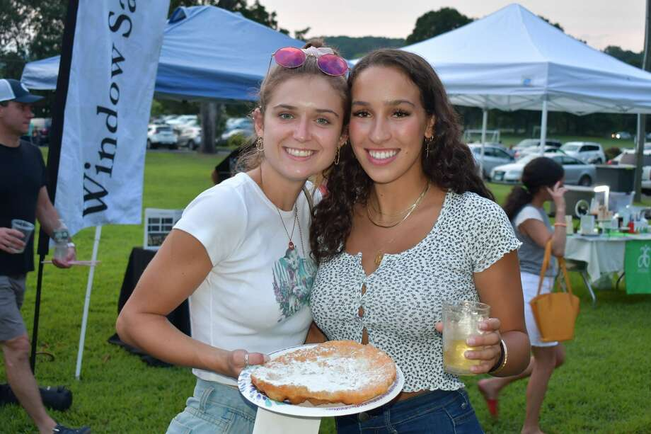 The Danbury Italian Festival took place August 2-4, 2019 at Amerigo Vespucci Lodge. Festival goers enjoyed live entertainment and traditional Italian food. Were you SEEN? Photo: Vic Eng / Hearst Connecticut Media Group