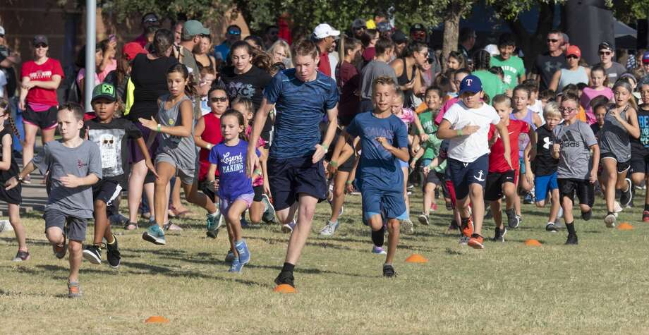 FILE PHOTO: Area youth make their way through the Young Lions Obstacle Course 08/03/19 morning at Cimarex Pavilion as part of the 2019 Wellness Tour. Tim Fischer/Reporter-Telegram Photo: Tim Fischer/Midland Reporter-Telegram